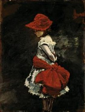 Albert von Keller: Die kleine Pariserin