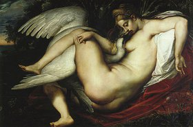 Peter Paul Rubens: Leda mit dem Schwan