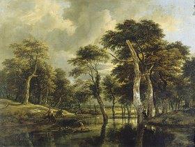 Jacob Isaacksz van Ruisdael: Die Jagd