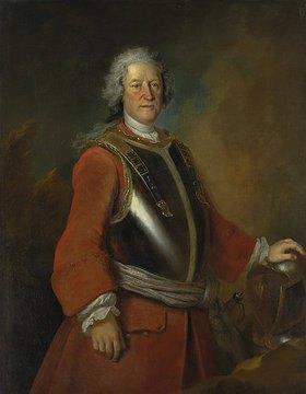 Louis Silvestre d.J.: Jean de Bodt, Bildnis