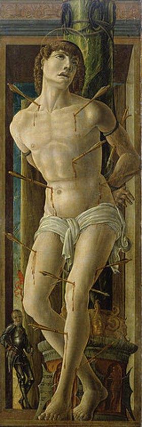 Cosimo Tura: Der hl.Sebastian