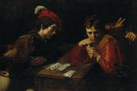 Valentin de Boullogne: Die Falschspieler