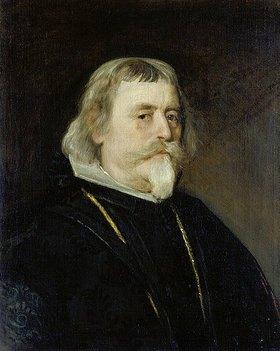 Diego Rodriguez de Velazquez: Bildnis eines Ritters des Santiago - Ordens