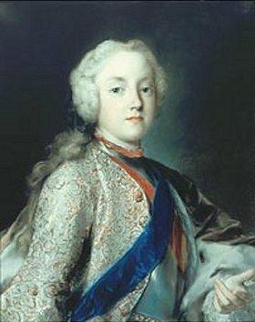 Rosalba Carriera: Kurprinz Friedrich Christian von Sachsen
