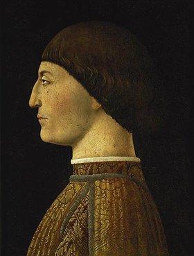 Piero della Francesca: Sigismondo Malatesta
