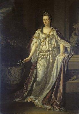 Adriaen van der Werff: Anna Maria Luisa de'Medici