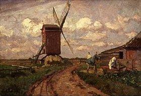 Eugen Kampf: Die Mühle