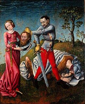 Jost (von Saarbrücken) Haller: Die Enthauptung Johannes des Täufers