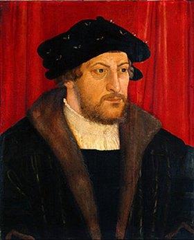 Bartel Beham: Pfalzgraf Johann III., Administrator von Regensburg