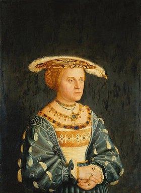 Bartel Beham: Susanna von Brandenburg