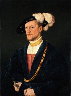 Bartel Beham: Pfalzgraf Philipp der Streitbare