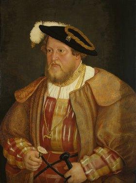 Bartel Beham: Pfalzgraf Ottheinrich (1502-1559)