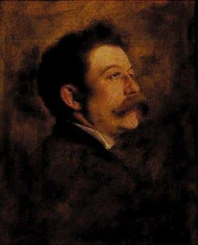Franz von Lenbach: Bildnis des Fürsten Herbert von Bismarck