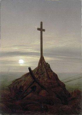 Caspar David Friedrich: Das Kreuz an der Ostsee