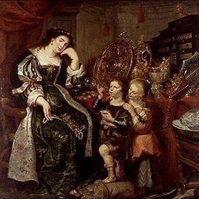 Cornelis de Vos: Allegorie der Vergänglichkeit