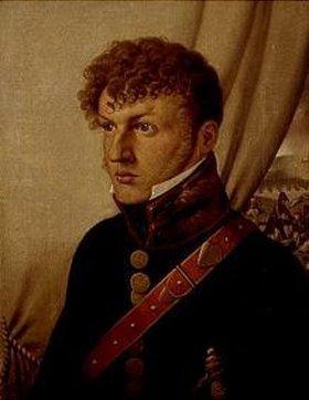 Johann Friedrich Overbeck: Bildnis des Arztes Johann Christian Jeremias Martini