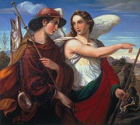 Theodor Rehbenitz: Tobias und der Engel