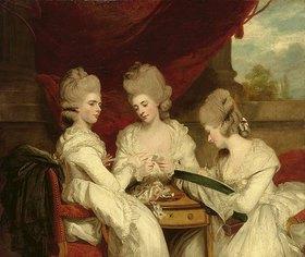 Sir Joshua Reynolds: Die Schwestern Waldegrave