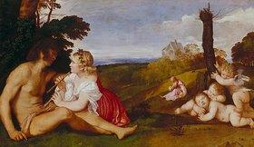 Tizian (Tiziano Vecellio): Die drei Lebensalter
