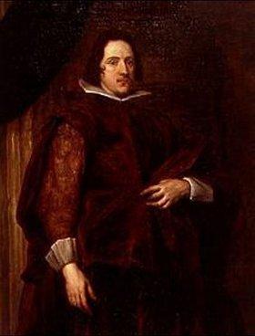 Anthonis van Dyck: Bildnis eines italienischen Edelmannes