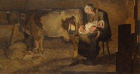 Giovanni Segantini: Die zwei Mütter