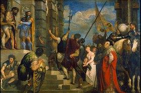 Tizian (Tiziano Vecellio): Ecce Homo