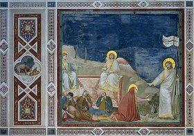 Giotto di Bondone: Die Auferstehung Christi