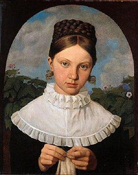 Heinrich Maria Hess: Bildnis der Fanny Gail
