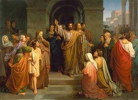Karl Andreae: Die Pfingstpredigt des hl. Paulus