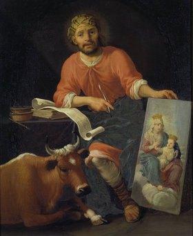Johann Heiss: Der Evangelist Lukas