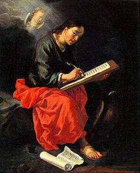 Johann Heiss: Der Evangelist Johannes