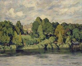 Walter Leistikow: Villa an einem märkischen See