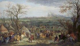 Adam Frans van der Meulen: Das Lager von Cambrai