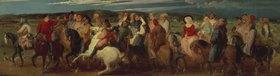 Thomas Stothard: Die Pilgerfahrt nach Canterbury