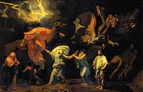 Gerard de Lairesse: Der Zauberer