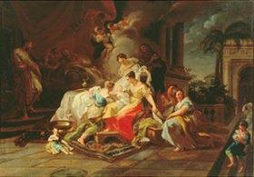 Giaquinto: Die Geburt der Maria