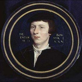 Hans Holbein d.J.: Derich Born