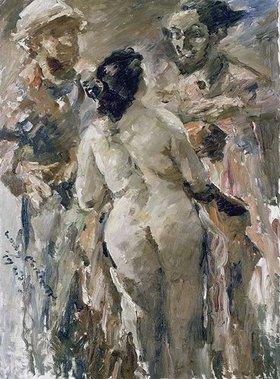 Lovis Corinth: Susanna und die beiden Alten