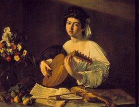 Caravaggio: Junger Lautenspieler