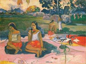 Paul Gauguin: Die wunderbare Quelle (NAVE NAVE MOE)