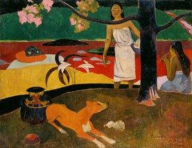 Paul Gauguin: Tahitianische Pastorale