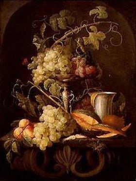 Jan Davidsz de Heem: Stilleben mit Früchten