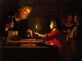 Gerrit van Honthorst: Die Kindheit Jesu