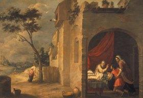 Bartolomé Estéban Murillo: Isaak segnet Jacob