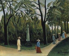 Henri Rousseau: Im Jardin du Luxembourg