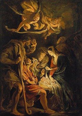 Peter Paul Rubens: Die Geburt Christi