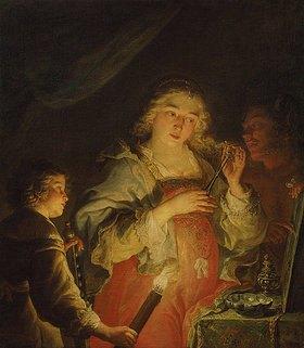 Joachim von Sandrart: Allegorie der Eitelkeit