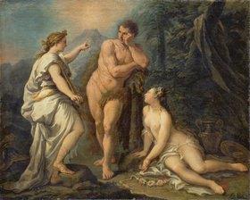 Paolo de Matteis: Herkules am Scheideweg