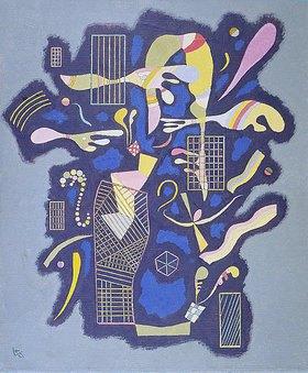 Wassily Kandinsky: Gitter und andere Formen (Grilles et autres)