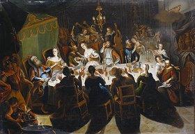 Flämisch: Das Festmahl Belsazars